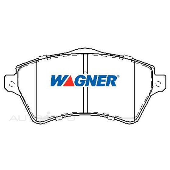 Wagner Brake pad [ Landrover Freelander SE 2.5L 2002-2007 F ], , scaau_hi-res