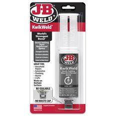 JB WELD KWIKWELD 6 MIN STEEL EPOXY, , scaau_hi-res