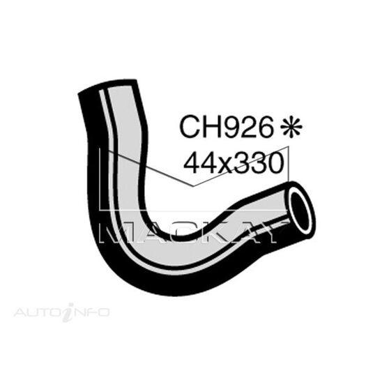 Radiator Lower Hose  - CHRYSLER CHRYSLER CH - 4.3L I6  PETROL - Manual & Auto, , scaau_hi-res