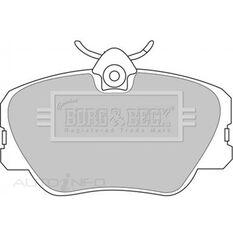 MERCEDES BENZ 190 (W201) 85-93 BRAKE PADS, , scaau_hi-res