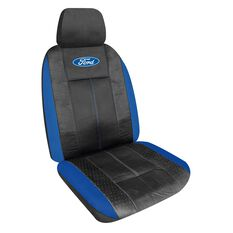 TM FORD LEATHER LOOK - SEAT COVER