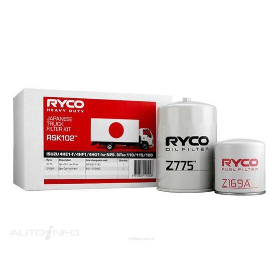 RYCO HD SERVICE KIT - RSK102, , scaau_hi-res