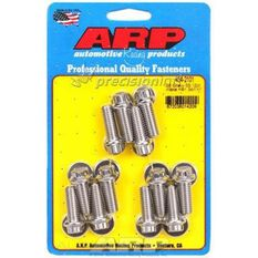 SS 12PT INLET MANIFOLD BOLTS, , scaau_hi-res