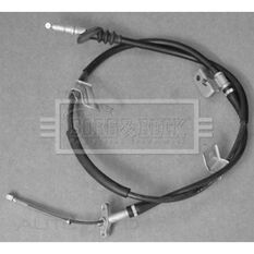 HONDA CIVIC 1.4 (ES4*) 01-06 BRAKE CABLE, , scaau_hi-res