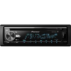 CD TUNER, BT, SPOTIFY LINK, SEPMULTICOLOUR, FULL DOT LCD, MIXTRAX, FLAC, IPHONE, DUAL USB, AUX, 3 PREOUTS