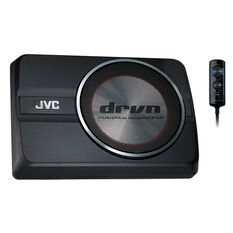 "JVC 8"" ACTIVE UNDERSEAT SUBWOOFER, , scaau_hi-res"