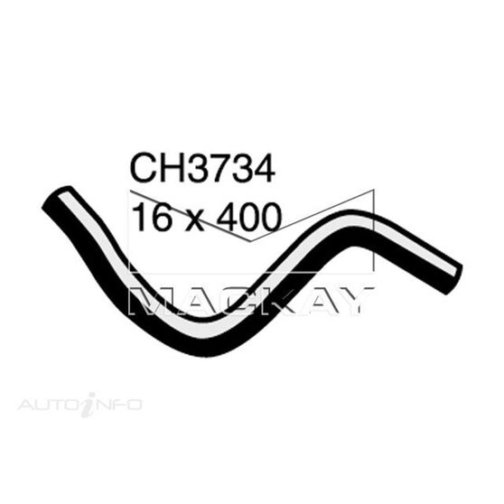 Heater Hose HONDA CRV  2 Litre  heater to engine (Left Hand Drive)*, , scaau_hi-res