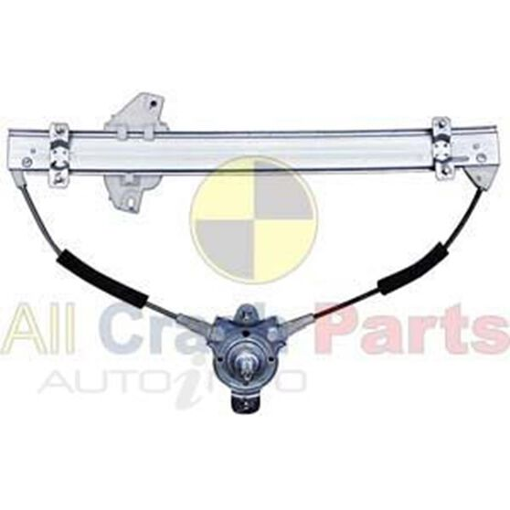 FRONT DOOR WINDOW REGULATOR RH, , scaau_hi-res