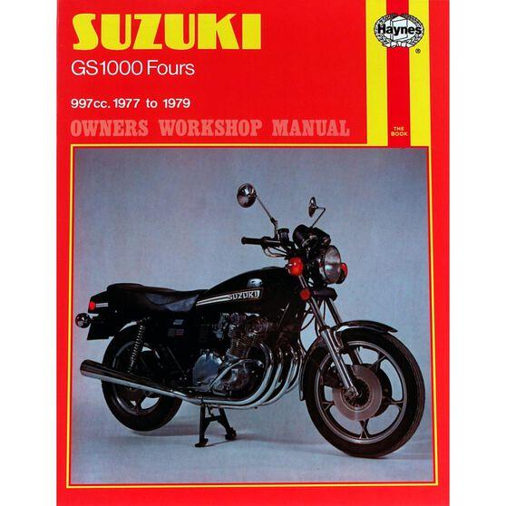 SUZUKI GS1000 FOUR 1977 - 1979, , scaau_hi-res
