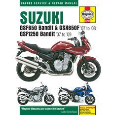 SUZUKI GSF650/1250 BANDIT & GSX650/1250F 2007 - 2014, , scaau_hi-res