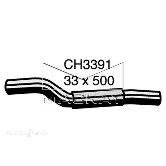 Radiator Upper Hose  - TOYOTA CAMRY MCV36R - 3.0L V6  PETROL - Manual & Auto, , scaau_hi-res