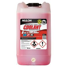RED LONG LIFE COOLANT 20L BUCKET, , scaau_hi-res