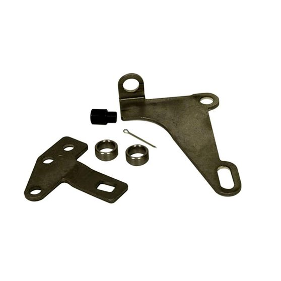 B&M BRACKET & LEVER KIT 4L60E (NOT FOR COMMODORE), , scaau_hi-res