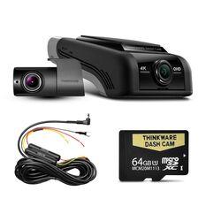 FRONT & REAR DASH CAM (U1000) - 64GB, , scaau_hi-res