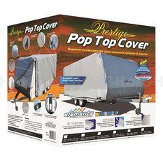 COVER POP-TOP 13FT W/REAR DOOR