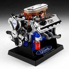FORD B/B 427 SOHC 1.6 SCALE DIECAST ENGINE REPLICAS