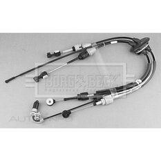CITROEN C4 PICASSO ML6 07-13 GEAR CONTROL CABLE, , scaau_hi-res