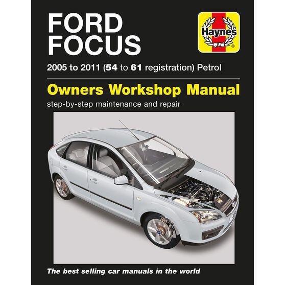 FORD FOCUS PETROL (2005 - 2011) 54 TO 61, , scaau_hi-res
