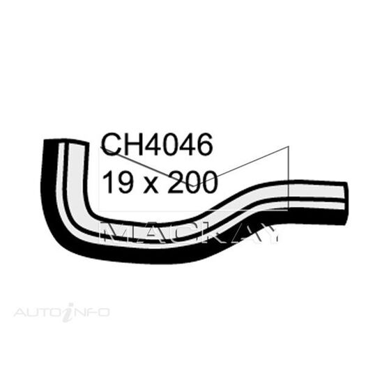 Heater Hose OPEL Corsa C 1.7 TD  Thermostat at heater pipe*, , scaau_hi-res