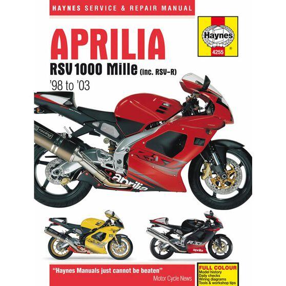 APRILIA RSV1000 MILLE 1998 - 2003, , scaau_hi-res