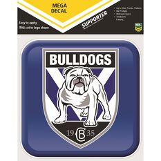 BULLDOGS ITAG APP ICON MEGA DECAL