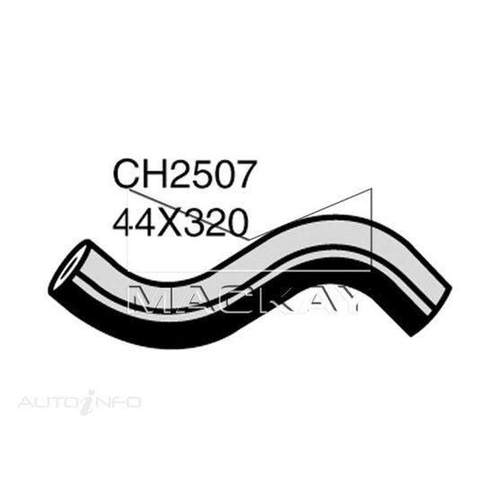 Radiator Lower Hose  - FORD FAIRLANE NC - 4.9L V8  PETROL - Manual & Auto, , scaau_hi-res