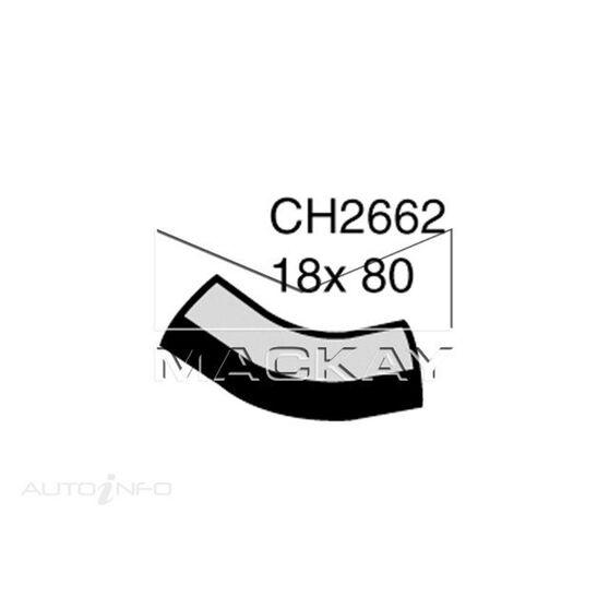 Heater Hose  - HOLDEN VECTRA JR - 2.5L V6  PETROL - Manual & Auto, , scaau_hi-res