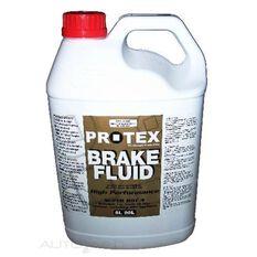 PTX SUPER DOT 4 BRAKE FLUID 5L PTX