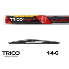 TRICO EXACT FIT 350MM REAR BLADE, , scaau_hi-res