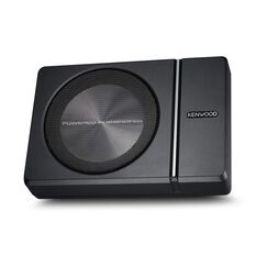 "KENWOOD 8"" ACTIVE UNDERSEAT SUBWOOFER, , scaau_hi-res"
