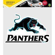 PANTHERS ITAG MONSTER DECAL