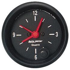 "Z-SERIES 2-1/16"" CLOCK QUARTZ MOVEMENT W/ SECOND HAND"