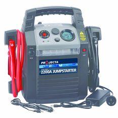 2200 AMP 12/24V JUMPSTARTER