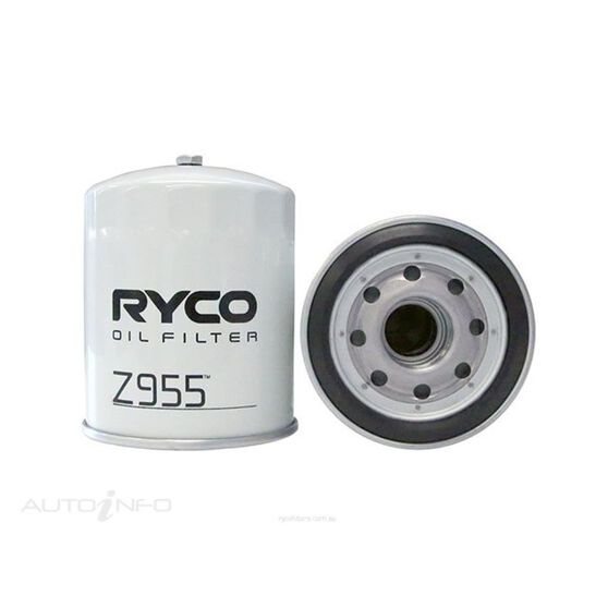 RYCO OIL FILTER - Z955, , scaau_hi-res