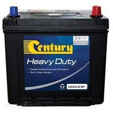 55D23LB SMF Century Battery