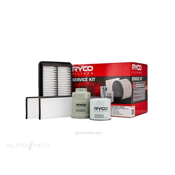 RYCO SERVICE KIT - RSK34C, , scaau_hi-res