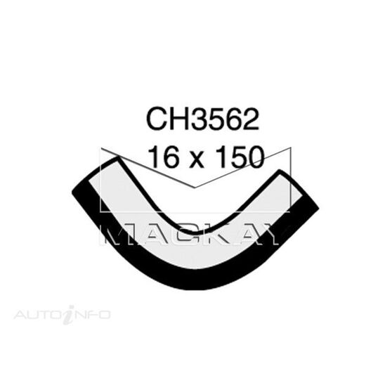 Engine By Pass Hose  - TOYOTA CRESSIDA MX83R - 3.0L I6  PETROL - Manual & Auto, , scaau_hi-res