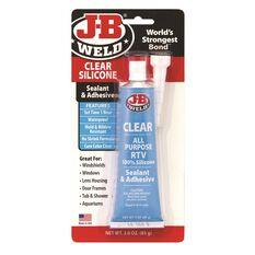 JB WELD CLEAR RTV 85G, , scaau_hi-res