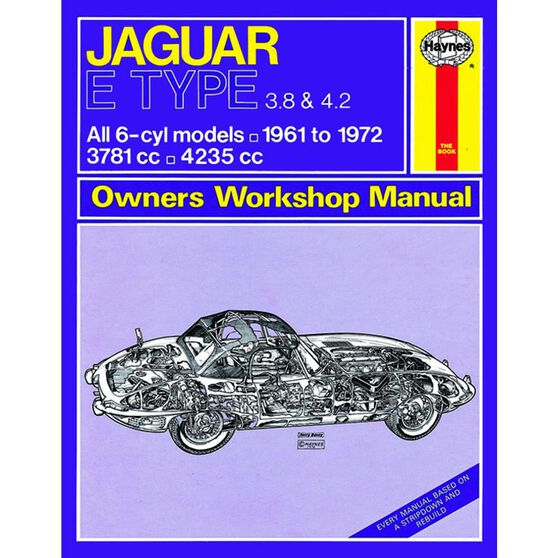 JAGUAR E TYPE (1961 - 1972), , scaau_hi-res