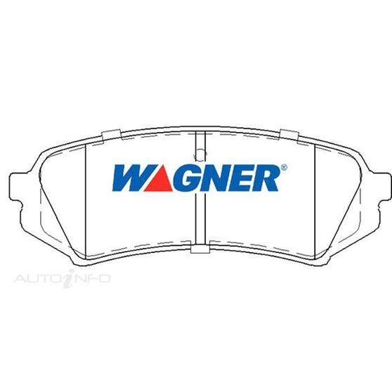 Wagner Brake pad [ Lexus & Toyota 1996-2007 R ], , scaau_hi-res