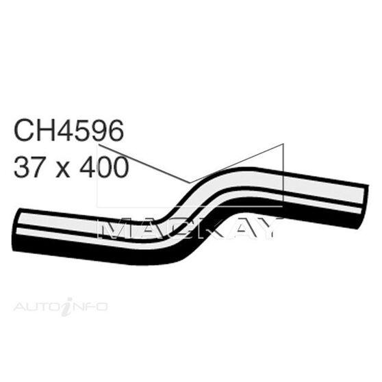 Radiator Upper Hose  - JAGUAR E TYPE SERIES 2 - 4.2L I6  PETROL - Manual & Auto, , scaau_hi-res
