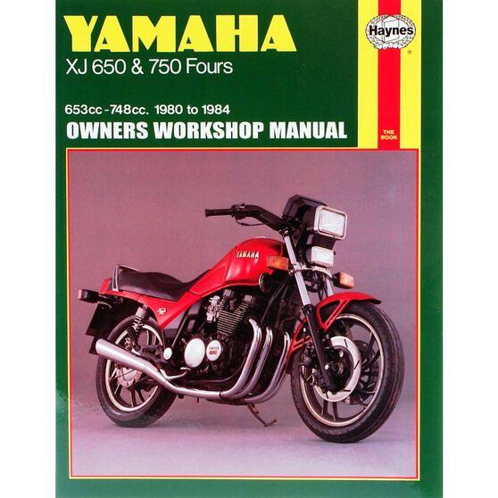 YAMAHA XJ650 & 750 FOURS 1980 - 1984, , scaau_hi-res