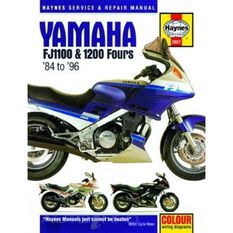 YAMAHA FJ1100 & 1200 FOURS 1984 -1996, , scaau_hi-res