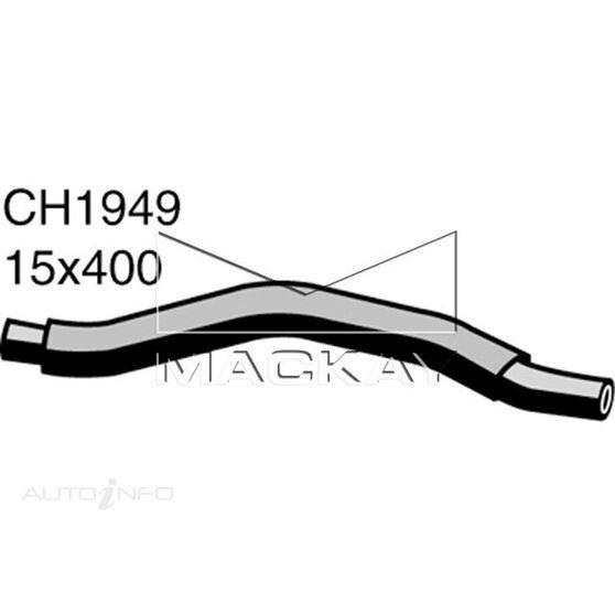 Heater Hose  - MAZDA 626 GE - 2.5L V6  PETROL - Manual & Auto, , scaau_hi-res