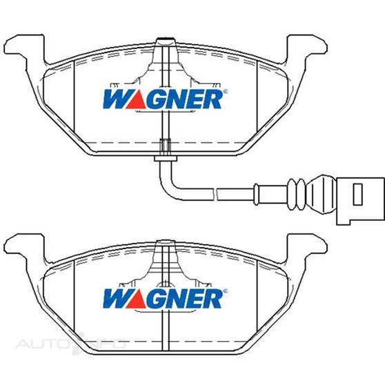 Wagner Brake pad [ Audi/Skoda & VW 1999-2014 F ], , scaau_hi-res