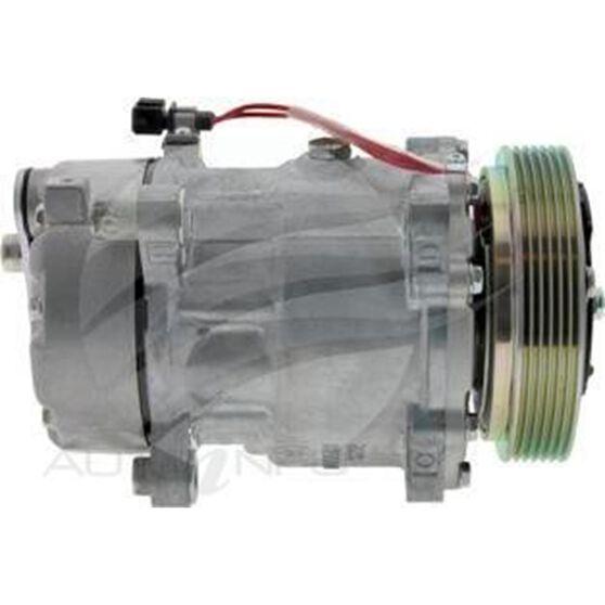 COMP SD7V16 6PV 12V VW T4 - 128MM VQM HEAD CARAVELLE, , scaau_hi-res
