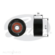 36417 DRIVEALIGN IDLER PULLEY