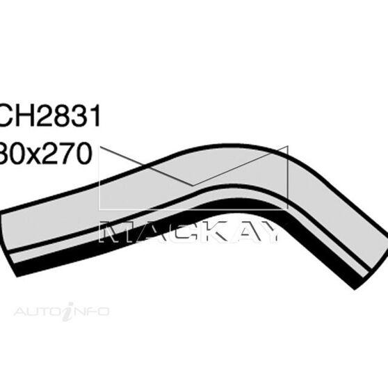 Radiator Lower Hose  - TOYOTA MR2 SW20R - 2.0L I4  PETROL - Manual & Auto, , scaau_hi-res