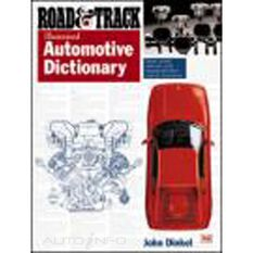 RD&TRK  ILLUSTRATED AUTOMOTIVE DICTIONARY  9780837601434