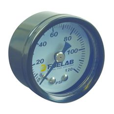 EFI FUEL PRESSURE GAUGE. 0-120 PSI